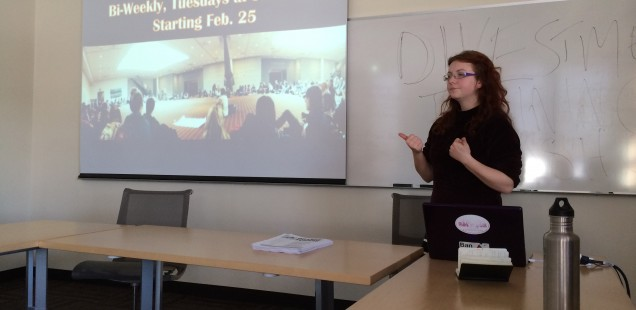 The Divestment Training Roadshow